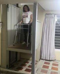 Fabrica de ascensor de media cabina colombia
