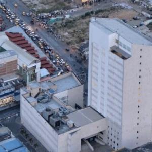 DESPLOME DE ASCENSOR EN EL PALACIO DE JUSTICIA DE CALI DEJA UN MUERTO Y CINCO HERIDOS