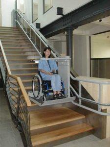 Soluciones de accesibilidad ascensores para discapacitados